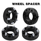 4x 15 Hub Centric Wheel Spacers Adapters 6x135 to 6X135 For 07 14 Ford F 150