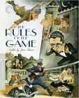 DVD The Rules of the Game Criterion Collection Jean Renoir Very Good Cond