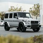 24 RF24 Wheels For Mercedes Benz G500 G550 G55 G63 24x10 Inch Black Rims Set 4