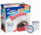 Hostess®Twinkies®Flavored Single Serve Coffee K Cups 18 Count (2 Pack) 36 K Cups