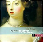 PURCELL SONGS AND AIRS NANCY ARGENTA   CD