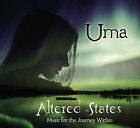 ALTERED STATES UMA SILBEY   CD