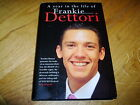 FRANKIE DETTORI A YEAR IN THE LIFE OF SIGNED 1ST VG 1996 HB RARE