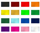 Solid Color Flags 3x5ft Blank Flags Red Orange Yellow Green Blue White Black