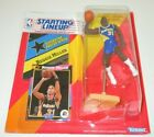 Reggie Miller Starting Lineup Figure 1992 Kenner NEW Sealed Indiana Pacers NBA
