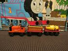 Thomas & Friends Wooden RUSTY & CONSTRUCTION CARS Train Car USED