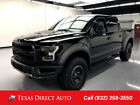 2017 Ford F-150 Raptor Texas Direct Auto 2017 Raptor Used Turbo 3.5L V6 24V Automatic 4WD Pickup Truck