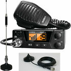 CB Radio 40 Channels Compact Design Antenna Kit Center Load Emergency Channel