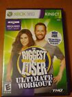 Biggest Loser Ultimate Workout Microsoft Xbox 360 2010 missing manual