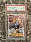 1984 Topps USFL Football Cards 16