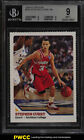 2008 Sports Illustrated For Kids Stephen Curry ROOKIE RC #304 BGS 9 MINT (PWCC)