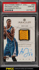 2012 Immaculate Collection Anthony Davis ROOKIE RC AUTO PATCH 100 PSA 10 (PWCC)