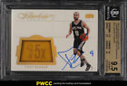 2015 Panini Flawless Championship Tony Parker AUTO TAG PATCH 2 BGS 9.5 (PWCC)