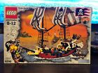 Lego Pirate Battle Ship 6290 Pirates 2001 Sealed Nice RARE !!!
