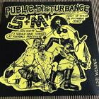 PUBLIC DISTURBANCE S + M limited reissue 7 inches Limited Good condition Gen