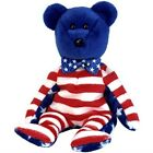 Ty Beanie Babies Liberty - Bear Red (USA Exclusive)