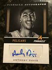 2013-2014 Pinnacle Anthony Davis Auto Lakers Mint Invest HOT 🔥🔥🔥