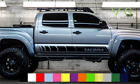 Toyota Tacoma Vinyl Decal Sticker Graphics TRD Sport Side Door x2 ANY COLOR 101