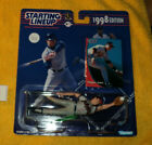 1998 Kenner Starting Lineup Figure SEALED -Chipper Jones... AUCT#0268