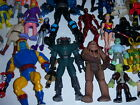 Mixed lot of 50 Action Figures Superheroes  More 1018