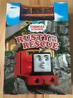 Thomas Wooden Railway DVD and Wooden Train - Zoo Car in Rusty to the Rescue