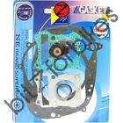 Complete Engine Gasket Set Kit Suzuki GS 125 ESZ Front Disc Model 1982
