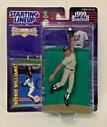 1999 STARTING LINEUP BERNIE WILLIAMS EXTENDED SERIES MLB ACTION FIGURE