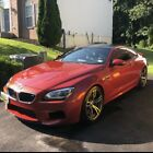 2013 BMW M6  13' for $25000 dollars
