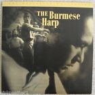 The BURMESE HARP Criterion no171 Japanese Language English subtlitles LaserDisc