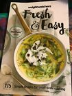 Weight Watchers FRESH AND EASY 115 Simple Recipes Cookbook Smart Point values
