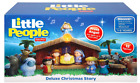 Fisher Price Little People A Christmas Story Nativity Set Brand New Figures