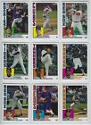 2019 Topps Update 1984 Insert Complete Your Set U Pick Buy 5 Get 2 FREE