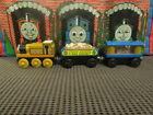 Thomas & Friends Wooden STEPNEY & MUSEUM CARS Train Car USED #