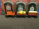 Thomas & Friends Wooden RUSTY & CONSTRUCTION CARS Train Car USED #