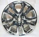 20 CHEVY TRAVERSE 2018 2019 CHROME PVD FACTORY OEM WHEELS RIMS SET 5846 5848