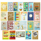 Hallmark All Occasion Handmade Boxed Set of Assorted Greeting Cards with Card of