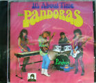 The Pandoras - It's About Time (CD) Mid-80s Garage Punk (Brand New