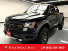 2012 Ford F-150 SVT Raptor Texas Direct Auto 2012 SVT Raptor Used 6.2L V8 16V Automatic 4WD Pickup Truck
