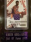 Complete Visual Guide to Kareem Abdul-Jabbar Cards 23