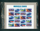 US #4743-4747 Muscle Cars. 2013 Souv. Sheet of 20 Forever stamps [SL96]