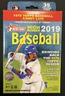 THICK! Jersey Bat Relic VALUE BOX HOT PACK 2019 Topps Heritage HIGH NUMBER