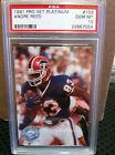 Andre Reed Cards, Rookie Card and Autographed Memorabilia Guide 5