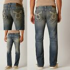 Mens Big Star Vintage Jeans Mid Rise Pioneer Omega Straight Stretch 31 33 36