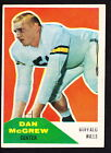 1960 Fleer Football Cards 5