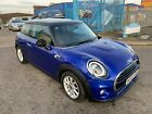 LARGER PHOTOS: 2018 MINI COOPER 1.5 - ONLY 11k FULLY LOADED - DRIVE AWAY LIGHT DAMAGED SALVAGE