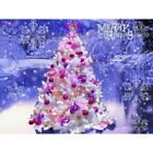 5D Christmas Tree Diamond Painting Full Drill Home Decor Embroidery Kits Gifts