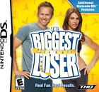 NEW SEALED Biggest Loser Nintendo DS 2009 weight loss coach fitness exercise