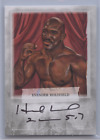 Evander Holyfield Boxing Cards and Autographed Memorabilia Guide 8