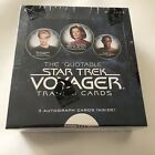 Star Trek The Quotable Voyager Trading Card Hobby Box SEALED