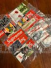 Supreme Sticker MYSTERY PACKS 100 Authentic Red Bogo box logo ny sf rare